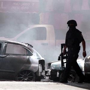 La SSP no ha señalado a qué grupo del crimen organizado pertenecerían los agresores de Veracruz.