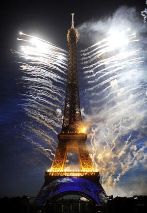 El Día Nacional de Francia inscribió en esta ocasión capítulos bastante especiales.