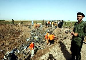 A bordo viajaban 153 pasajeros y 15 tripulantes, de los que 160 eran de nacionalidad iraní, seis armenios y dos georgianos.