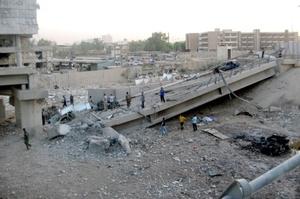 Durante el año ha habido varios ataques, algunos de una sola explosión y otros de explosiones simultáneas, que han producido decenas de muertos, pero la jornada de hoy la sido la más sangrienta.