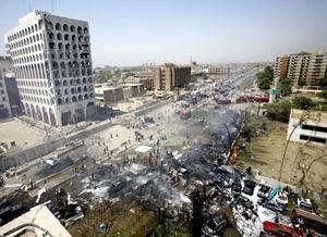 La ola de atentados, es la más sangrienta desde la retirada de las tropas estadunidenses de las ciudades iraquíes en junio pasado.