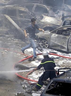 Las autoridades advirtieron que la cifra de víctimas podría aumentar debido a que continúan los trabajos de rescate.