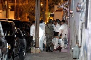 Sicarios armados con fusiles AK-47, entraron en el centro contra las adicciones de 'El Aliviane' y abrieron fuego contra una veintena de jóvenes de entre 18 y 30 años que estaban reunidos en oración.
