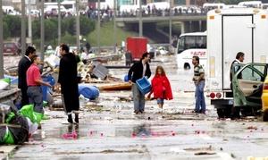 En Estambul, la principal ciudad del país euroasiático con cerca de 15 millones de habitantes, numerosas líneas eléctricas quedaron sin suministro y muchas calles cortadas.