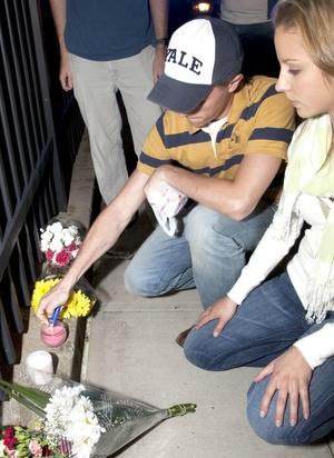 Peter Reichard, subjefe policial de New Haven, dijo que las autoridades presumen que el cuerpo es el de Le aunque aún no lo identifican sin lugar a dudas.