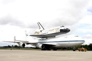 El próximo vuelo del Discovery está programado para el segundo trimestre de 2010.