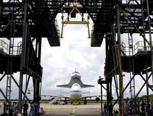 El desvío le costó a la NASA casi dos millones de dólares.