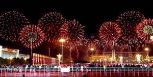 En respaldo de la celebración está el tremendo cambio de prosperidad que ha experimentado China.