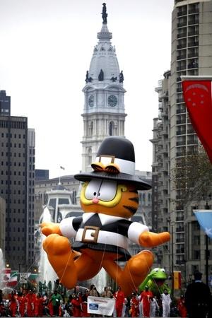 De manera similar miles se reunieron en Detroit para el Desfile Estadounidense por el Día de Acción de Gracias que también celebra su 83ra edición.