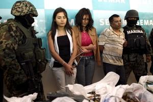 La ofensiva contra el narcotráfico le ha granjeado a Calderón los elogios de Washington.