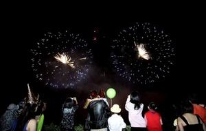 La ciudad australiana de Sidney recibió el Año Nuevo con su famoso espectáculo pirotécnico, que retransmitieron en directo numerosos canales de televisión para una audiencia superior a mil millones de televidentes, según el diario The Sydney Morning Herald.