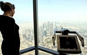 La empresa que desarrolló del rascacielos, Emaar, también tiene una participación gubernamental, pero no es de las compañías que recibieron dinero para rescatarlas de sus deudas.