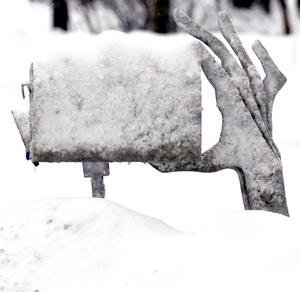 La nieve alcanza un espesor de hasta 11 centímetros en algunas áreas de la capital china.