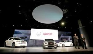 La camioneta Equinox de Chevrolet y la Outback de Subaru fueron las otras finalistas del premio a la mejor camioneta.