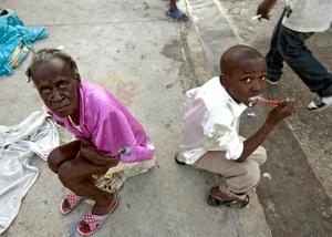 El Gobierno haitiano está desintegrado, con algunos de sus miembros desaparecidos, y sin comunicaciones.