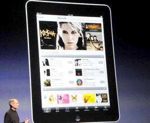 Jobs hizo la presentación durante un acto en California que comenzó con una narración de la historia de los aparatos móviles de Apple.