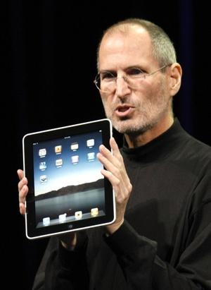 En la presentación, Apple describió los diferentes usos que se pueden dar al iPad.