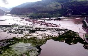 Unos mil 200 turistas de distintas nacionalidades intentan sobrellevar la angustiante espera para ser rescatados de este poblado cerca del centro arqueológico de Machu Picchu que quedó aislado por la crecida del río Vilcanota y persistentes lluvias que castigan esa zona turística de Perú.