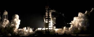 El Endeavour permanecerá dos días en órbita terrestre antes de dirigirse hacia su acoplamiento con el complejo que gira en una órbita a casi 400 kilómetros sobre la Tierra.