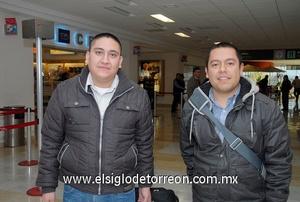 17022010 Distrito Federal. Érick Ordóñez e Ibario Pardo.