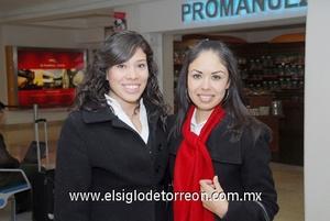 18022010 Distrito Federal. Lucía Córdova y Myrna Pérez.