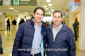 25022010 Distrito Federal. Rafael Acosta fue recibido por Enrique Yassín.