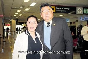 26022010 Distrito Federal. Nancy Ávila fue recibida por José Serrano.