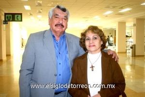 27022010 Viajeros. Miguel y Gloria de Carrizales.
