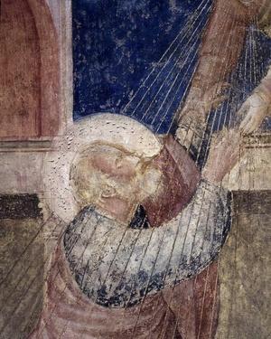 La técnica de los rayos ultravioleta ha permitido descubrir cómo era originariamente la obra del genio italiano Giotto di Bondone (1267-1337), situada en la Capilla Peruzzi de la Basílica de la Santa Cruz de Florencia.
