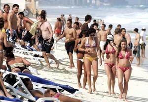 La notoriedad de las vacaciones de primavera incluyen un incremento del alcohol y actividad sexual.