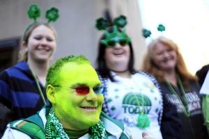 El Día de San Patricio se celebra a nivel mundial por todos los irlandeses e incluso muchas veces por gente que no tiene ascendencia irlandesa.