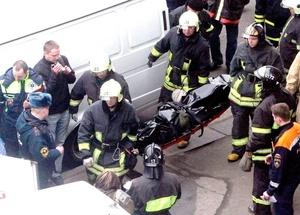 Los heridos han sido trasladados a los hospitales más cercanos por dos helicópteros del Ministerio de Situaciones de Emergencia.