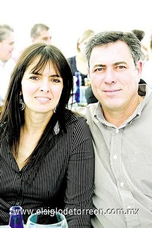 Esperanza y Antonio.
