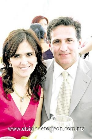 Bibi y Ricardo.