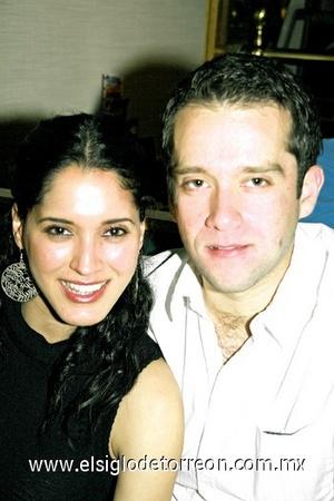 Lorena y Humberto.