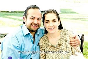 Lalo y Marcela.