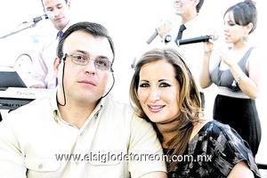 Vicente y Ana Lorena.