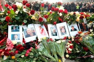 El accidente acabó con las más altas esferas del establecimiento político y militar de Polonia.
