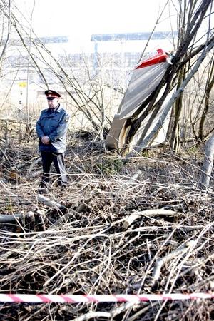 Las autoridades rusas y polacas dijeron que no había sobrevivientes tras el accidente del avión Tupolev.
