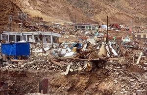 El sismo más fuerte registrado por el Instituto Geológico de Estados Unidos tuvo una magnitud de 6.9 grados.