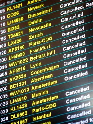 El espacio aéreo de Bélgica cerró para todos los vuelos a las 15:30 GMT hasta al menos las 21:GMT.