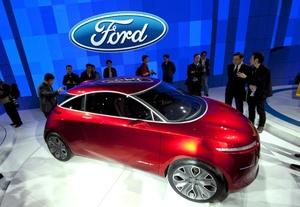 Ford sorprende en el Salón del Automóvil de Beijing con la presentación de Ford Start, un concepto compacto donde muestra las intenciones de la marca para el futuro.