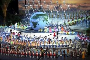 La Expo  de Shanghai es considerada la mayor de la historia, participan 189 países y 50 organizaciones internacionales.