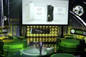 El gigante informático Microsoft desveló su nueva consola Xbox 360.