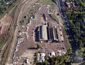 1.4 millones de aficionados se habían dado cita a la gran fiesta del 'tecno'.