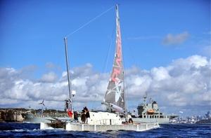 David de Rothchild hizo construir en 2006 un catamarán inspirado en el Kon-Tiki, que en 1947 cruzó el Pacífico con el noruego Thor Heyerdahl al mando.