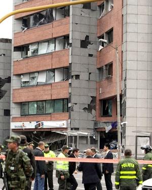 Nueve personas fueron valoradas por los servicios médicos tras la explosión.
