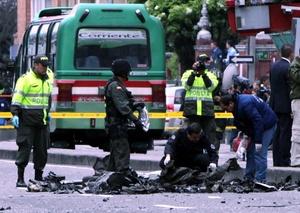 Las autoridades dijeron que intentan determinar la autoría del atentado.