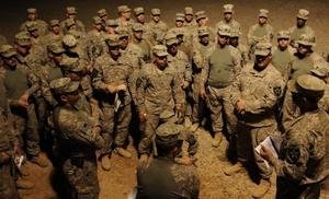 Siete años y cinco meses después de la invasión encabezada por Estados Unidos, la última brigada estadounidense de combate salía de Irak , bastante antes de que el 31 de agosto venza el plazo establecido por el presidente Barack Obama para terminar las operaciones de combate allá.