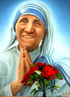 Miles de personas celebran en todo el mundo el centenario del nacimiento de la beata católica Teresa de Calcuta, reconocida figura a nivel popular y una de las misioneras más carismáticas de la Iglesia Católica.